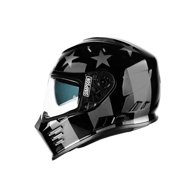 Simpson Venom Subdued Helm